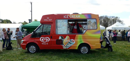 Summertime Ice Cream Van Hire & Wholesale